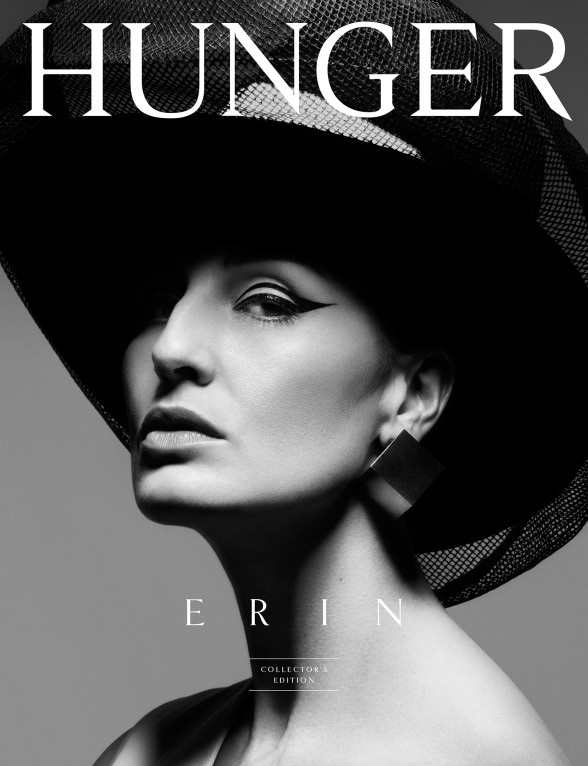 Hunger Magazine #8 Erin O'Connor Rankin