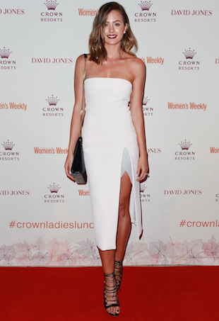 Jesinta Campbell Crown Resorts