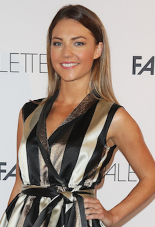 Sam Frost at Fashion Palette