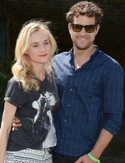 Diane Kruger and Joshua Jackson; Image: Getty
