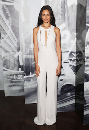 Shanina Shaik at Tiffany & Co. Watch Launch in Sydney