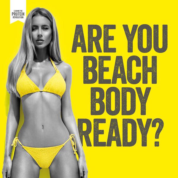Protein World beach body ready
