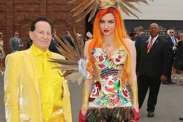 Gabi Grecko is ordered to pay $750 for her nude walk