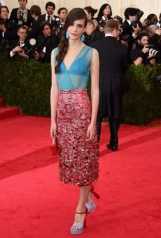 Stacy Martin Set to Be the Face of Miu Miu's Debut Fragrance