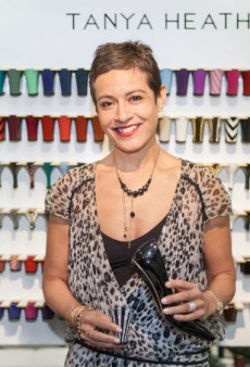 Tanya Heath's Interchangeable Heels Make Dressing up Easier than Ever