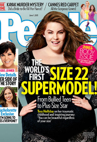 Tess Holliday people cover