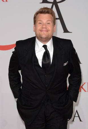 James Corden CFDA Awards