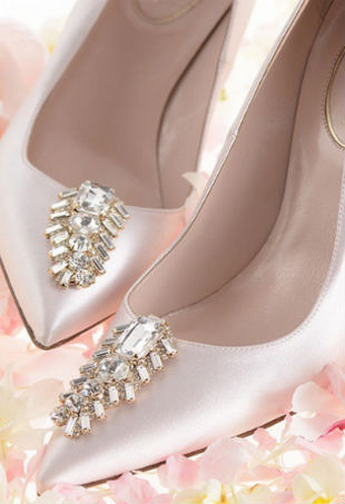 Sarah Jessica parker Bridal Shoes