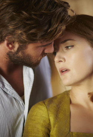 The Dressmaker - Liam Hemsworth and Kate Winslet