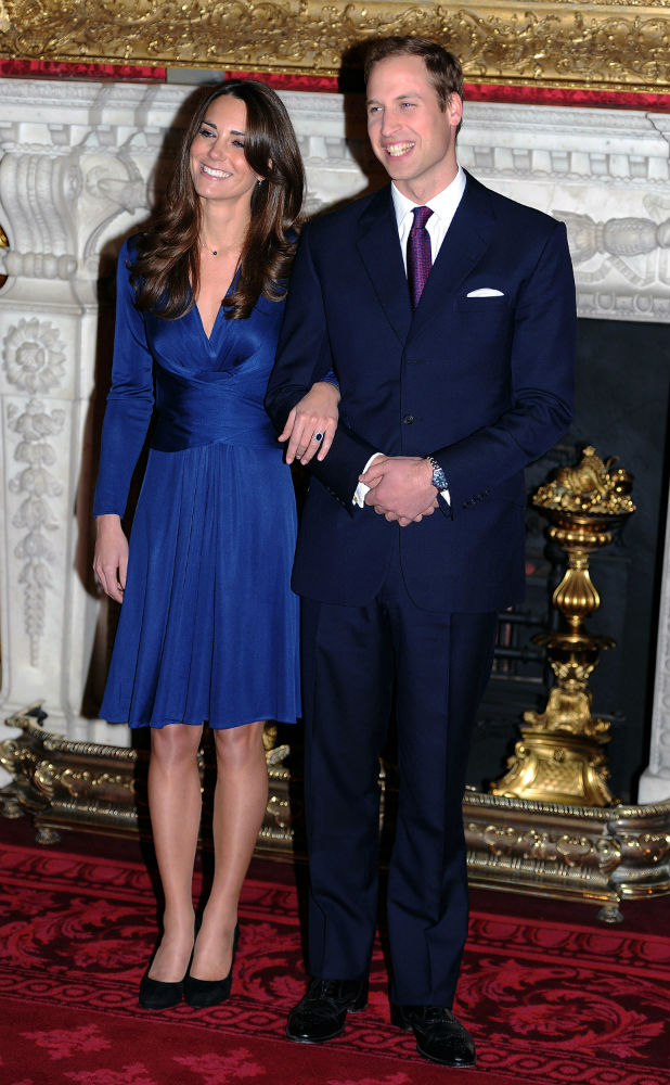 Kate Middleton engagement