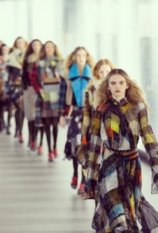 Oxfam to Live Report at London Fashion Week with a Pre-Loved Twist