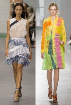 London Fashion Week Spring 2016 Hits and Misses (Forum Buzz)