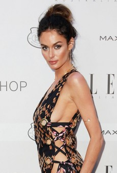 Nicole Trunfio Reveals Weird Technique Used to Get Her Body Back After Giving Birth