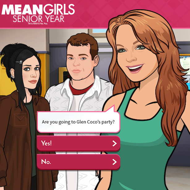 Mean Girls Video Game