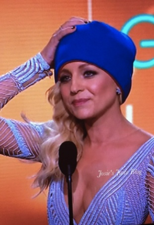 Carrie bickmore logies speech