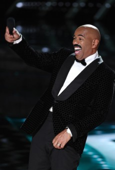 Miss Universe Pageant Wants Steve Harvey to Host Again In 2016