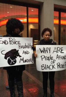 Anti-Beyonce Protest Rally Turns Into Total Beyhive Lovefest