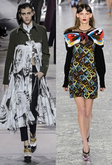 Hits and Misses: London Fashion Week Fall 2016 (Forum Buzz)