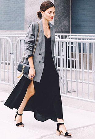 How to Rock a Slip Dress Without Looking Like You Rolled out of Bed