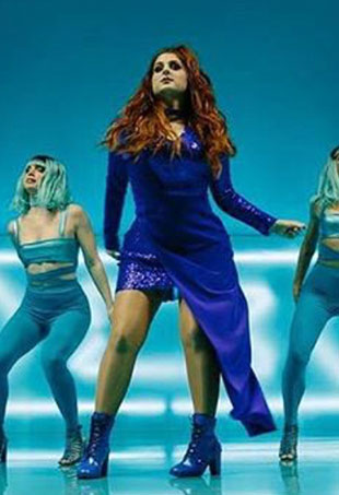 "Meghan Trainor removed the photoshopped version of her ""Me Too"" video from Vevo."