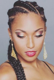 22 Next-Level Goddess Braids to Inspire Your Look