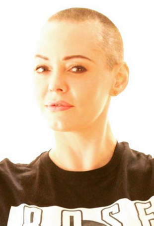 Actress and social activist Rose McGowan is taking Hollywood — or more specifically, film critic Owen Gleiberman — to task for its ageism and sexism.