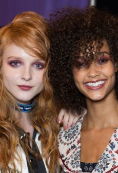 30 Best Beauty Moments From the Spring 2017 Runways