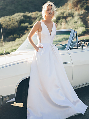 Floravere's H. Golightly Gown