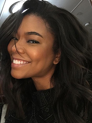Gabrielle Union is launching a line of hair-care products for women with textured tresses.