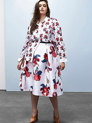 The first installment of Prabal Gurung's two-season Lane Bryant collab is here.