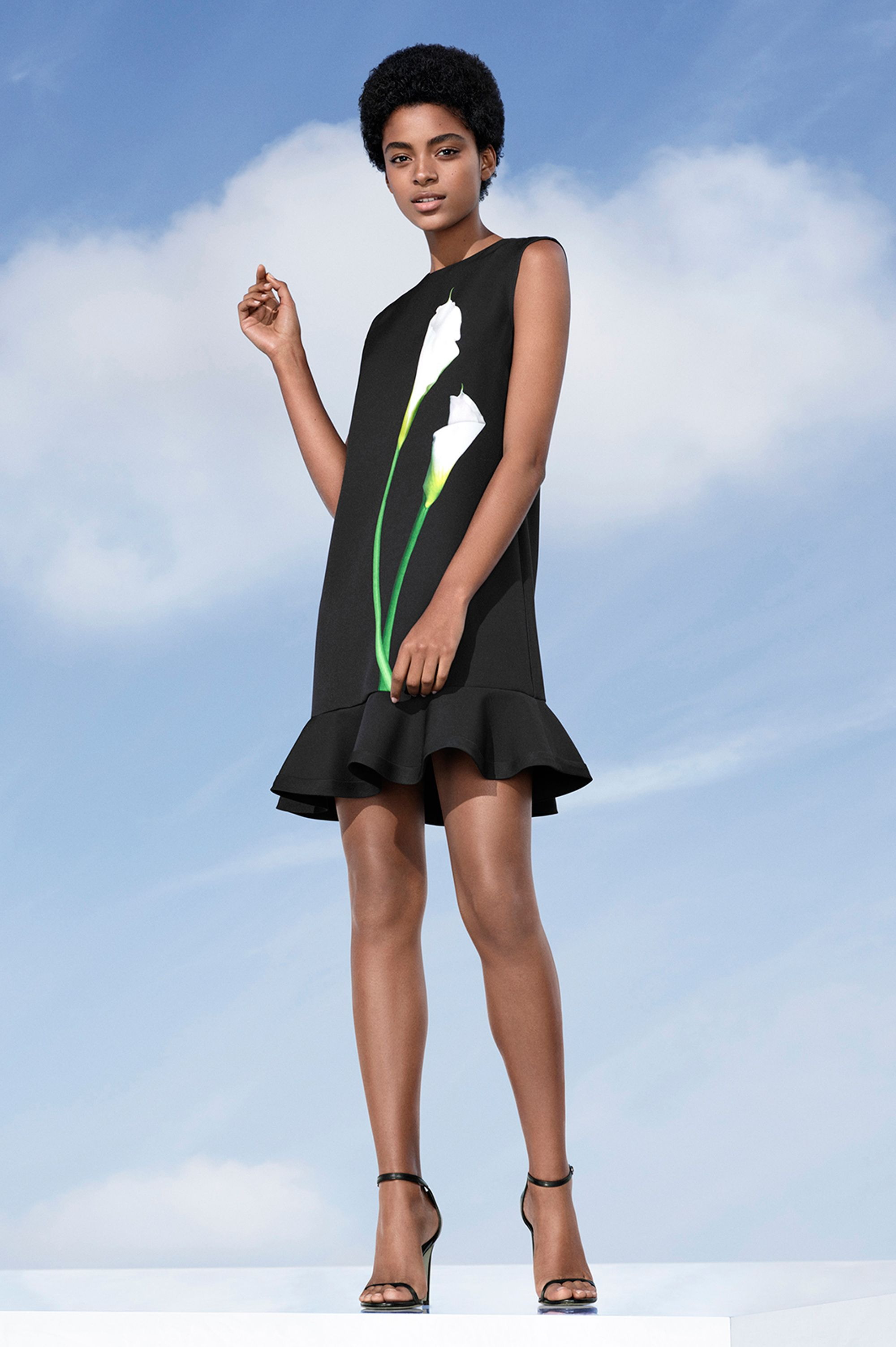 See all the looks from the Victoria Beckham x Target collection.