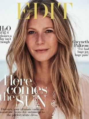 The Edit June 1 2017 : Gwyneth Paltrow by Chris Colls