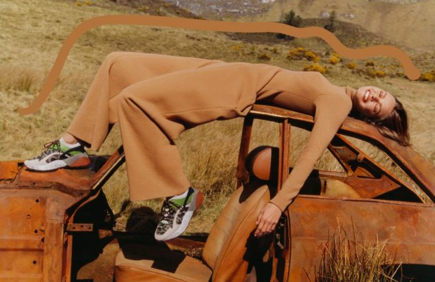 Stella McCartney's Fall 2017 Campaign Was Shot In a Pile of Garbage