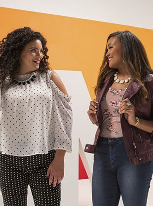 """A still from Kmart's """"I Can"""" campaign."""