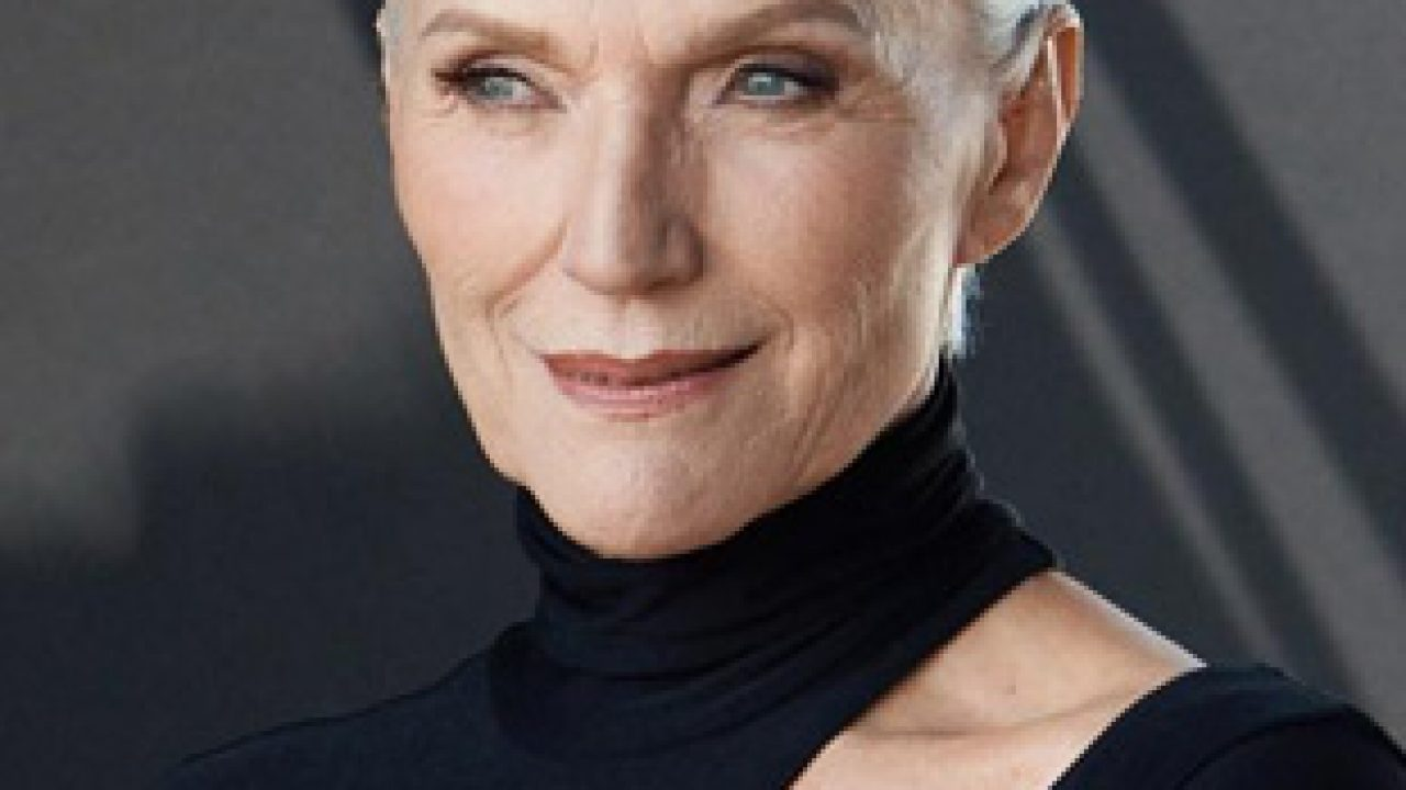 69-Year-Old Maye Musk Is CoverGirl's Newest Ambassador