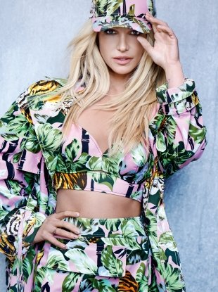 Kenzo La Collection Memento #2 2018 : Britney Spears by Peter Lindbergh