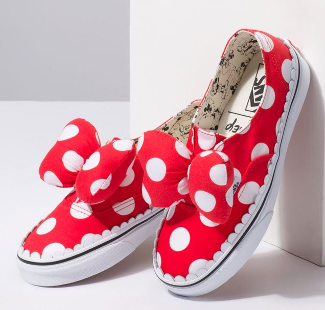 Vans Celebrates Mickey Mouse's 90th