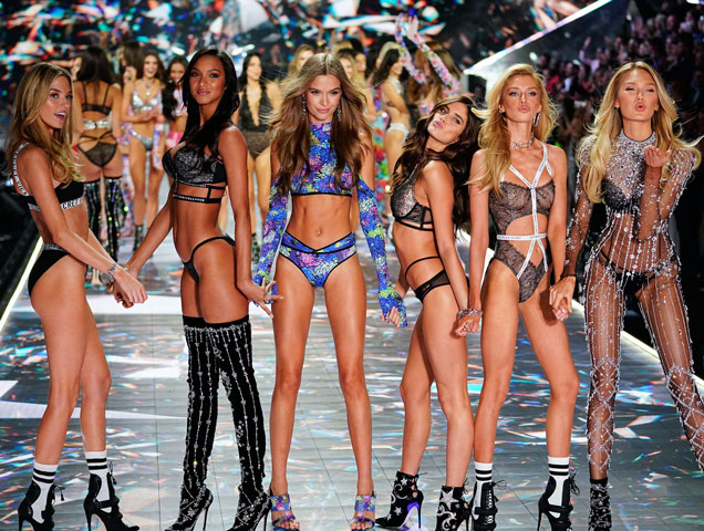 Victoria's Secret Fashion Show 2018 Finale
