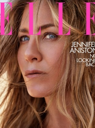 US Elle January 2019 : Jennifer Aniston by Zoey Grossman
