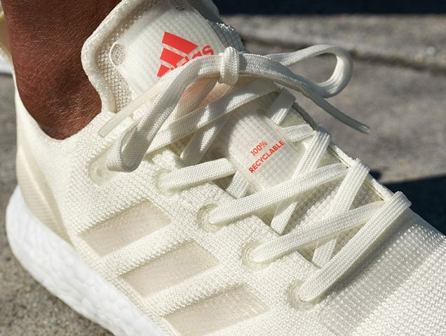 Adidas' New Shoes Are Zero-Waste and Pretty Darn Chic - theFashionSpot