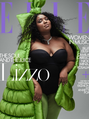 US Elle October 2019 : Billie Eilish, Lizzo & Camila Cabello by Yvan Fabing