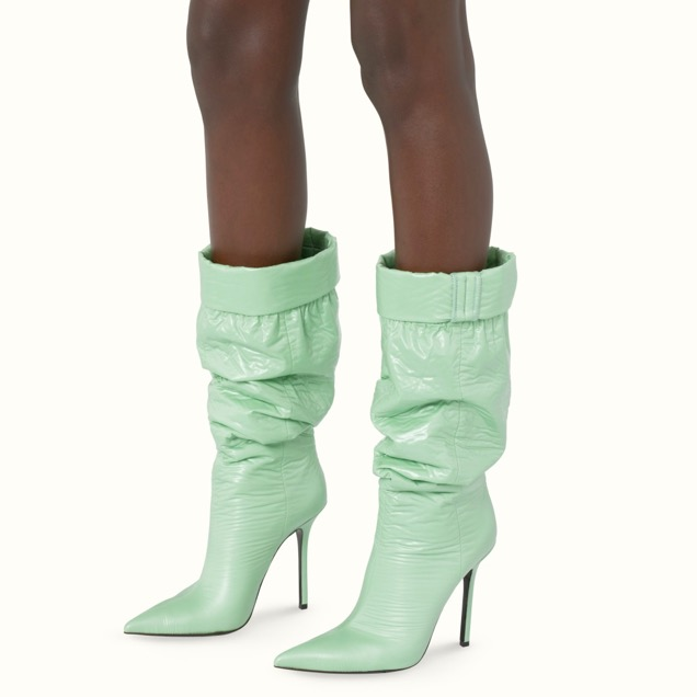 fenty in boots