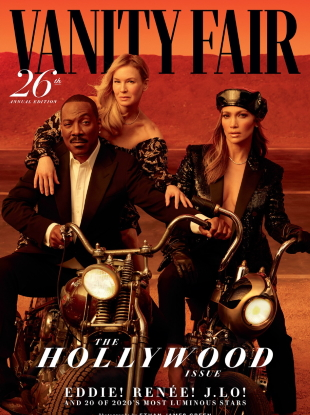 Vanity Fair 'The Hollywood Issue' 2020 by Ethan James Green