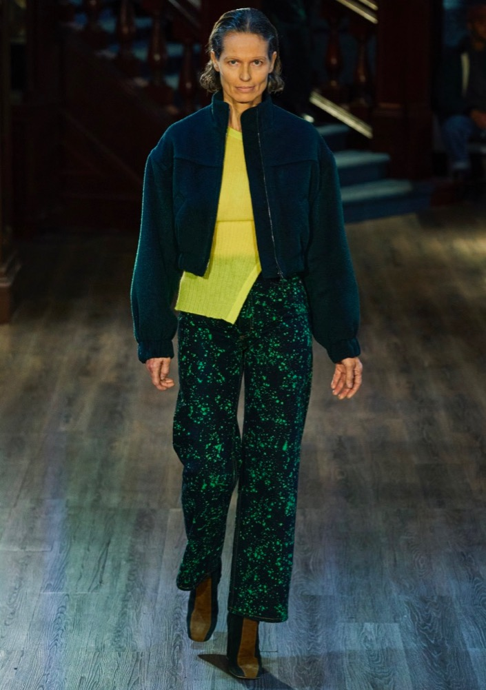 Sylke Golding New York Fashion Week Fall 2020