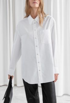 19 Reasons to Buy an Oversized Button-Down Shirt