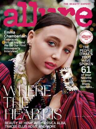 Allure June/July 2020 : Emma Chamberlain by Lindsay Ellary