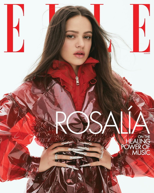 US Elle Summer 2020 : Rosalia by Zoey Grossman