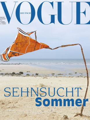 Vogue Germany July/August 2020 by Julia Noni