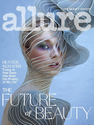Allure September 2020 : Hunter Schafer by Daniella Midenge