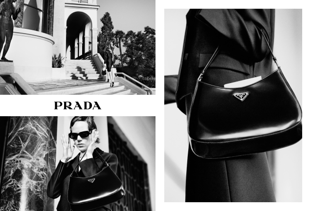 Prada Holiday 2020 by Steven Meisel